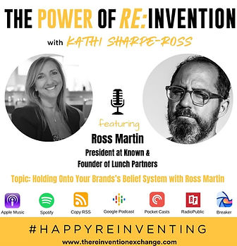 Ross Martin  REINVENTION VIRTUAL CHAT (3