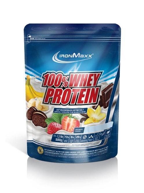 IronMaxx - Whey Protein 500g Beutel