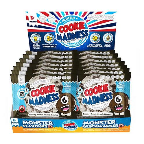 BOX COOKIE MADNESS (12 STK)