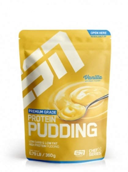 ESN PROTEIN PUDDING, 360G
