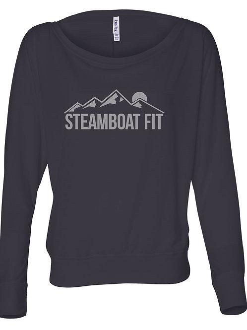 Women's Steamboat Fit Swoopneck Top
