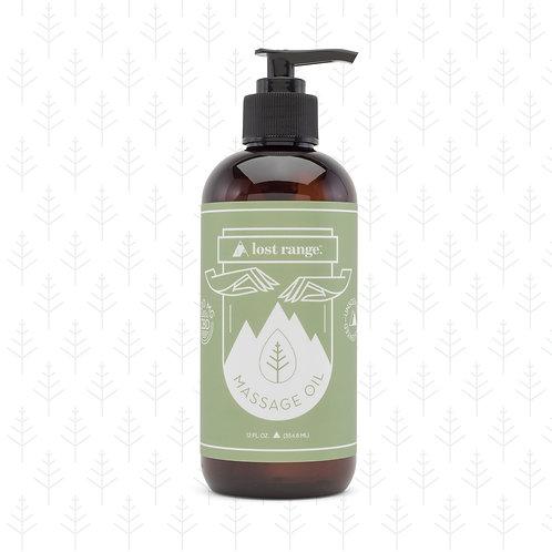 lost range Massage Oil