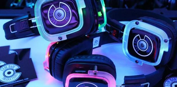 SILENT DISCO PACKAGE 1