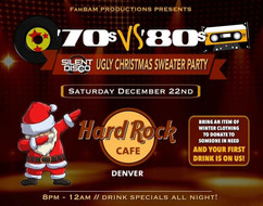 Silent Disco at the Hard Rock: 70s vs. 80s