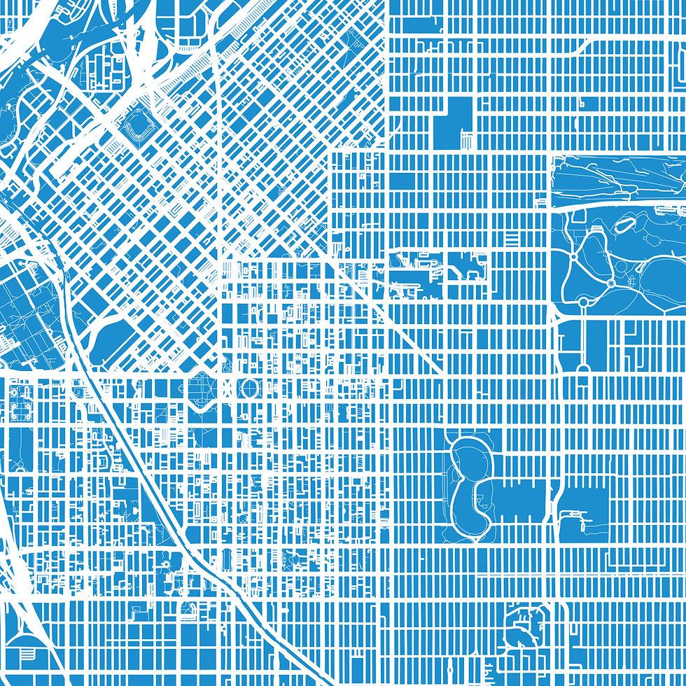 Denverstreetmap