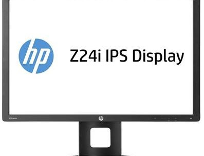 HP Z24i IPS Display
