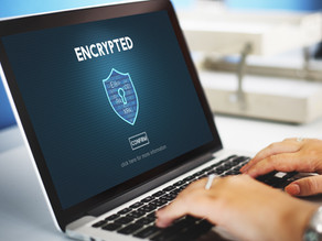Using a laptop? Is your data secure?