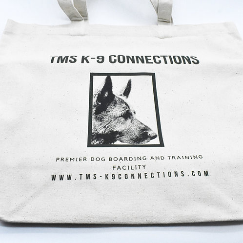 TMS K-9 Connections Reusable Totes