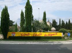 St. C banner