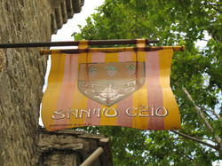 St. C sign