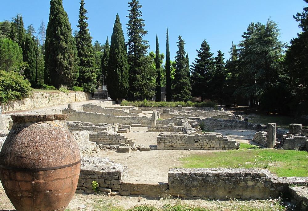Puymin Roman site