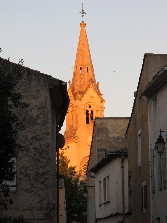 St. C steeple
