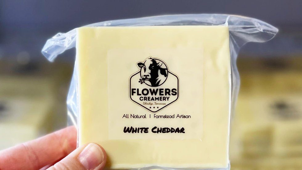 White Cheddar | 8 oz