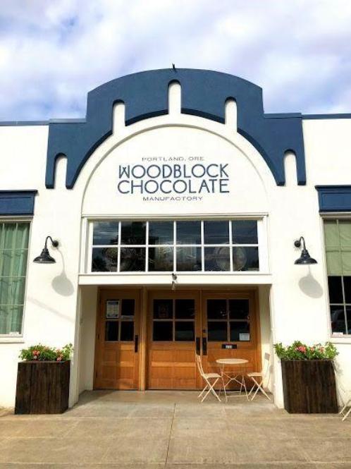 WOODBLOCK Chocolate Manufactory & Cafe