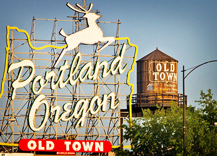 ポートランドは、「米国で一番住みたい町」...だった?