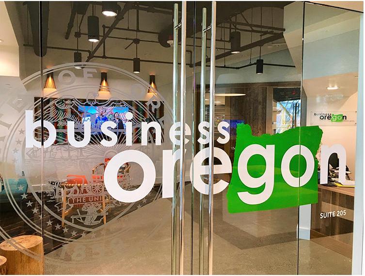 Business Oregon Lobby