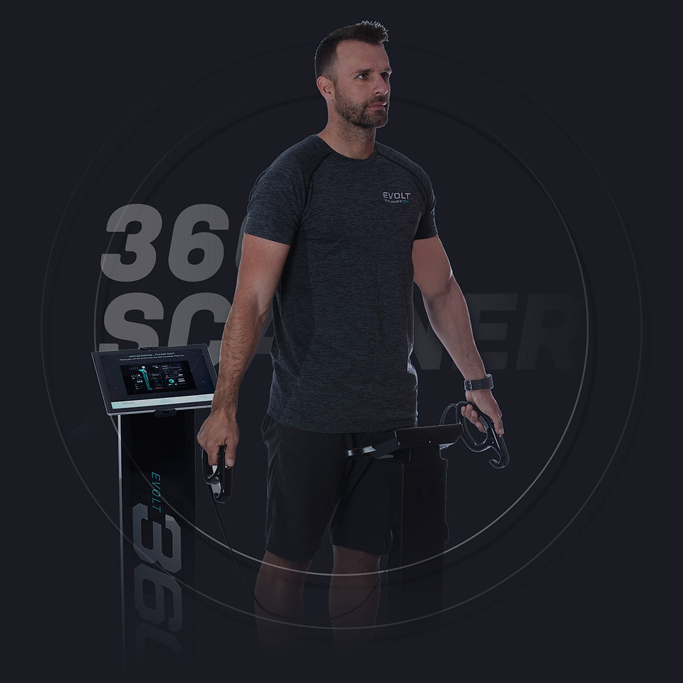 evolt 360 bioscan biometric body compositionscanner
