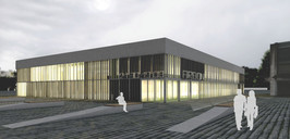 Hattrick Arbon Sportshalle