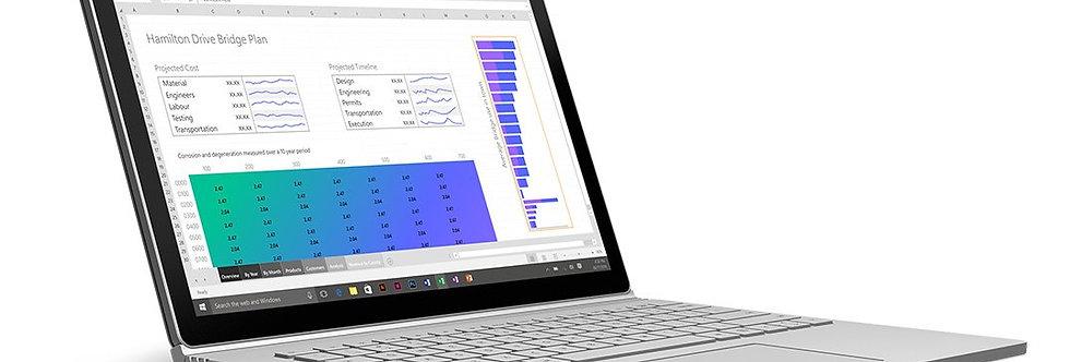 Microsoft SurfaceBook