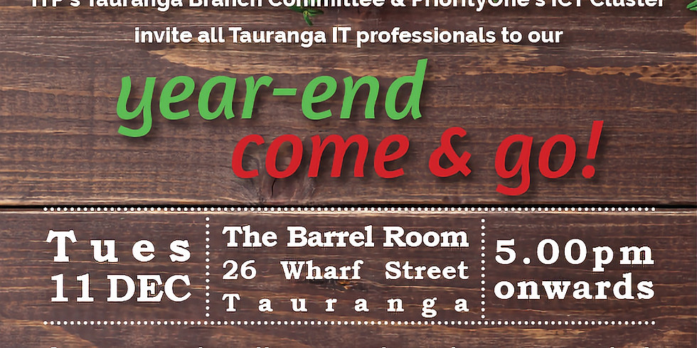 ITP YEAR-END COME AND GO!