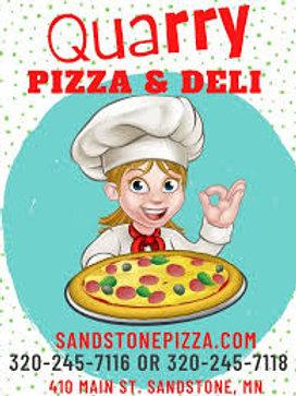 Quarry Pizza and Deli-Sandstone, MN