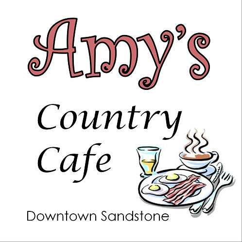 Amy's Country Cafe - Sandstone, MN