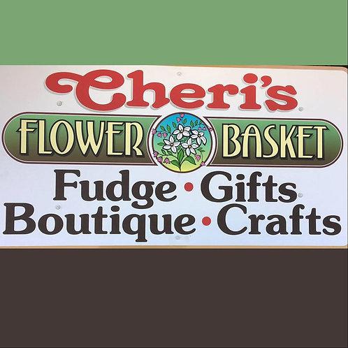 Cheri's Flower Basket - Sandstone, MN