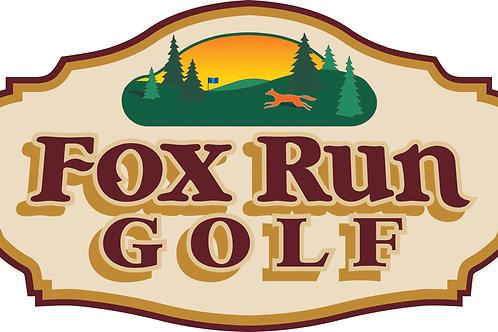 Fox Run Golf Course- Webster, WI
