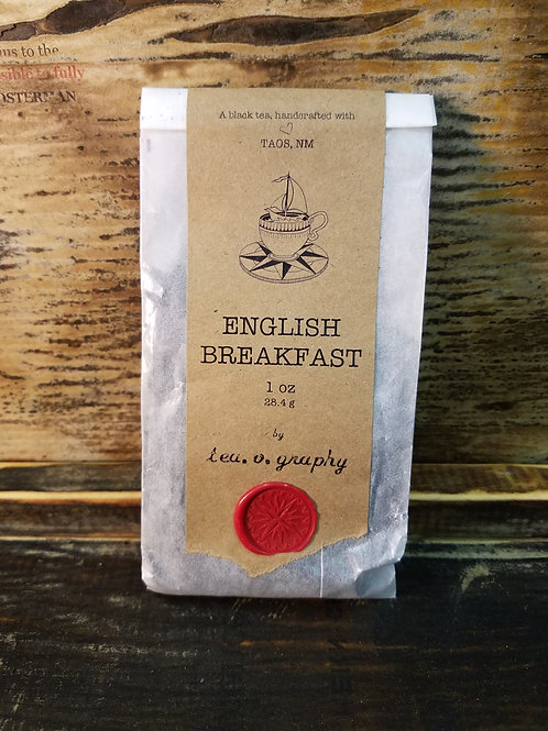 Organic English Breakfast {black}