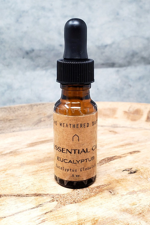 Eucalytpus Essential Oil