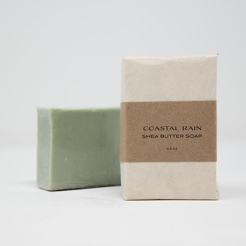 Coastal Rain Shea Butter Soap
