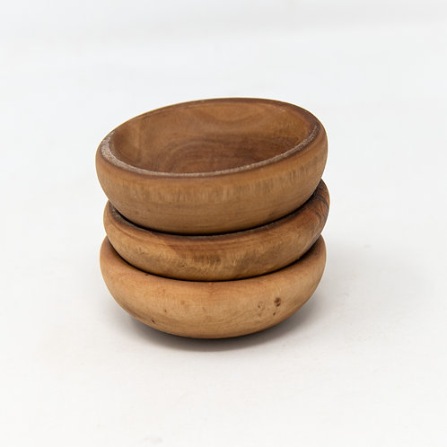 Olivewood Pinch Bowl