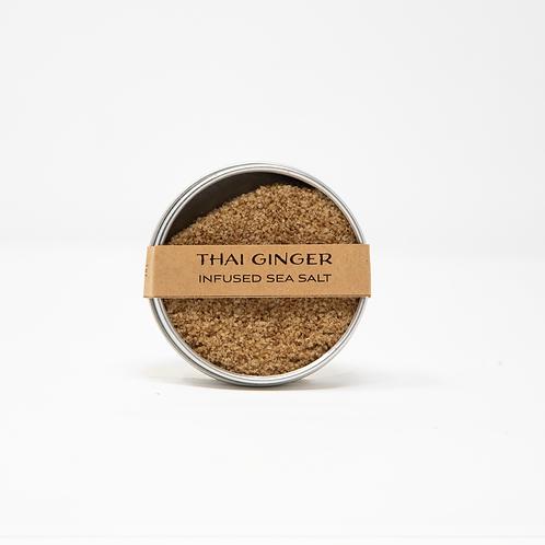 Thai Ginger Infused Sea Salt