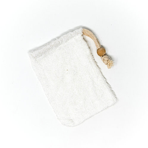 Organic Bamboo Soap Pouch