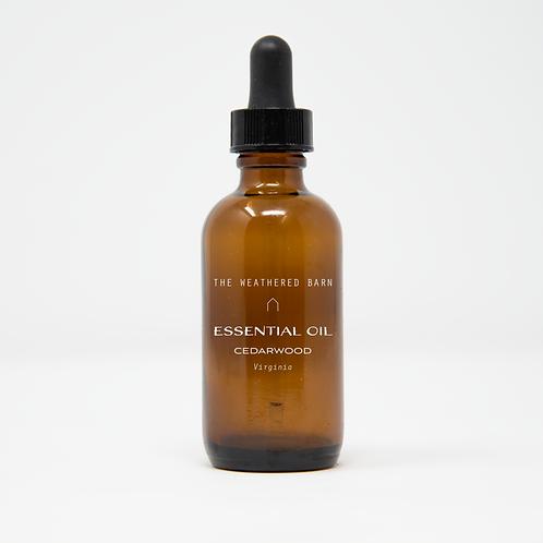 Cedarwood Essential Oil