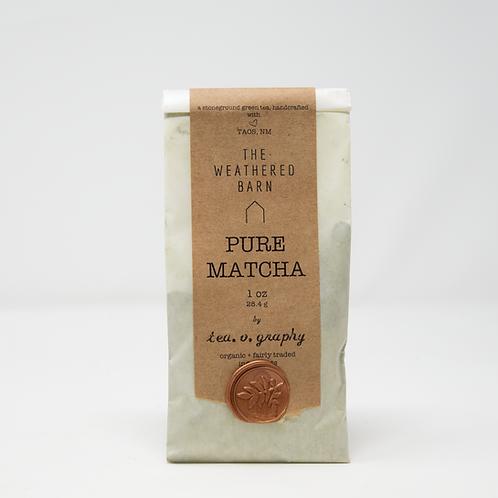 Organic Pure Matcha Green Tea