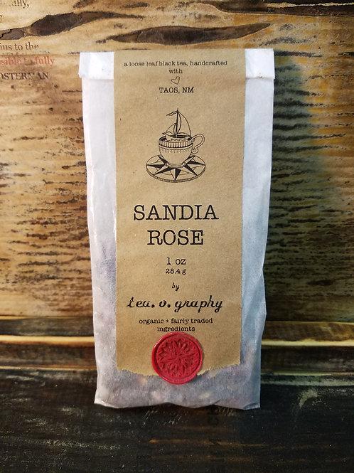 Organic Sandia Rose {Black}