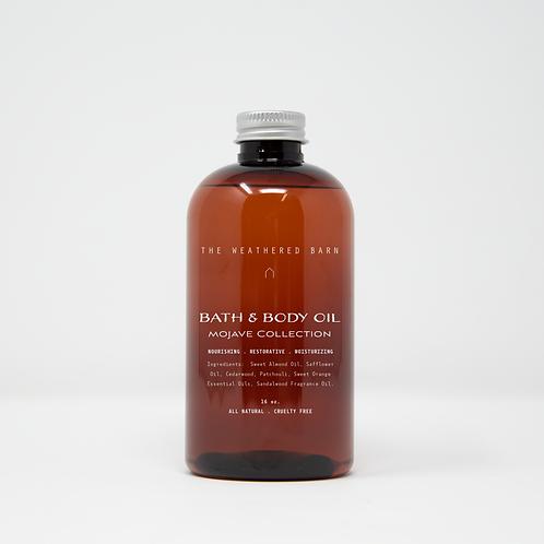Mojave Bath & Body Oil