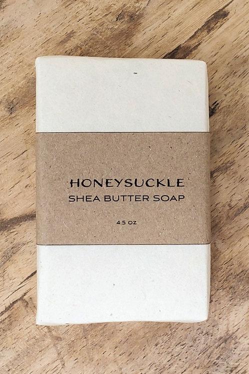 Honeysuckle Shea Butter Soap