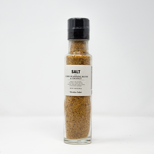 Curry & Coconut Seasoning Blend