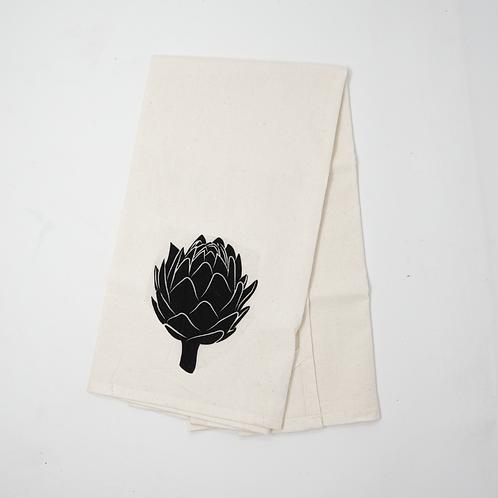 Artichoke Flour Sack Towel