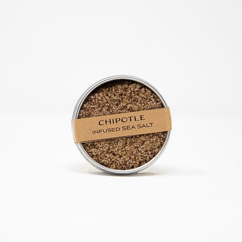 Chipotle Infused Sea Salt