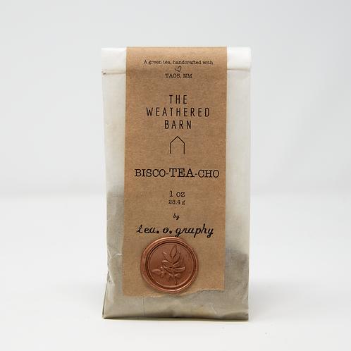 Organic Bisco-tea-cho Green Tea {green}