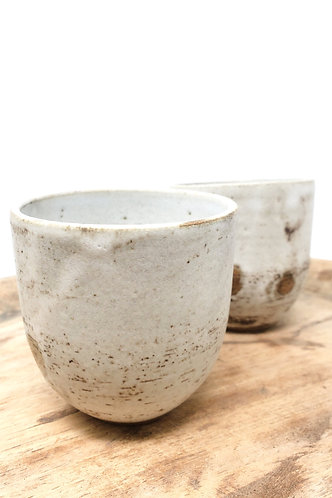 Small Straight-Sided Teacup