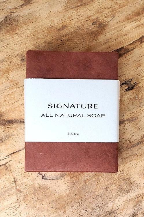 Signature Soap