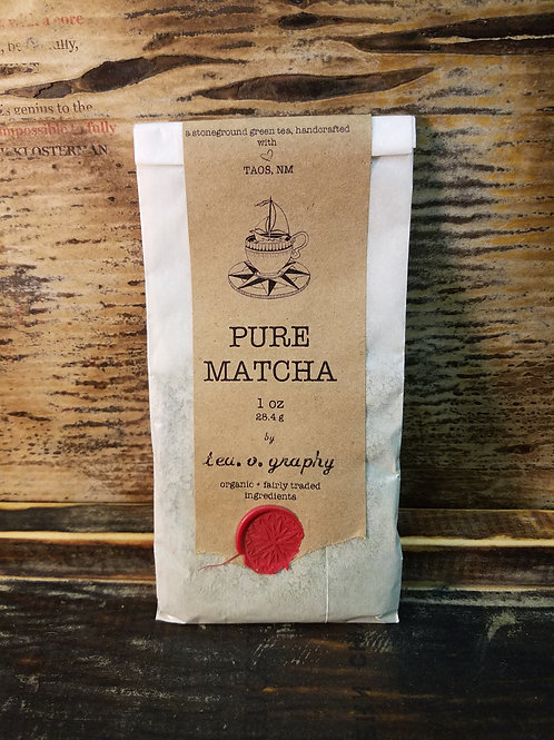 Organic Pure Matcha Green Tea