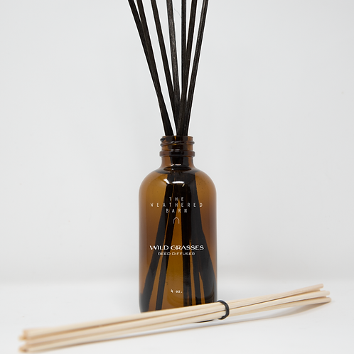 Wild Grasses Reed Diffuser
