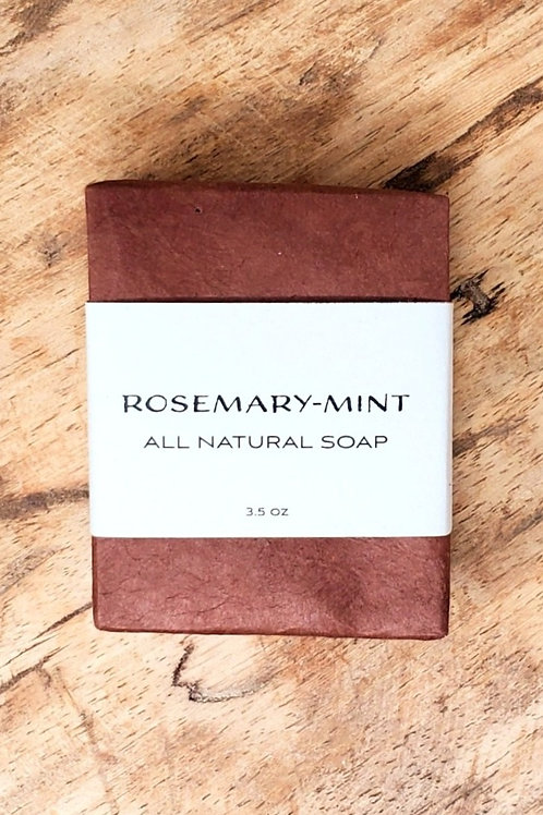 Rosemary - Mint Soap