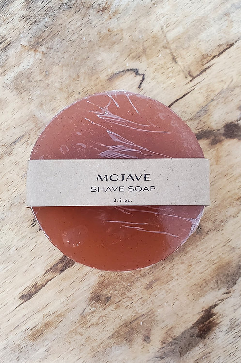 Mojave Shave Soap