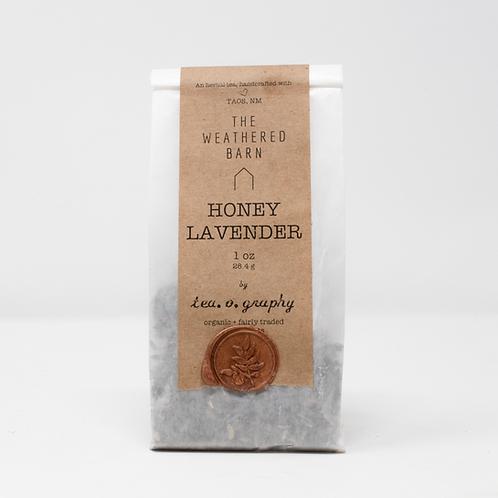 Organic Honey Lavender Tea {Herbal}